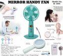 Mirror Handy Fan H-2601