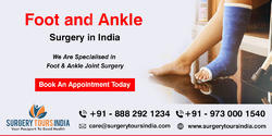 Foot & Ankle Surgery in Delhi