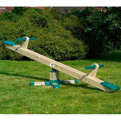 Single Board Seesaw