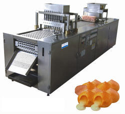 Filled Biscuit Production Line