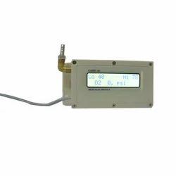 Oxygen Line Pressure Monitor