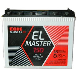 EL Master 150 Exide Tubular Battery