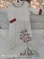 Printed Cotton Kurti For Ladies Wear