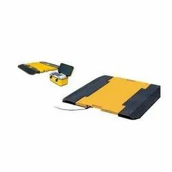 Portable Axle Weighpad