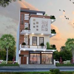 3d Elevation Architectural Design Service In Jagatpura Jaipur