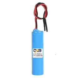 2.2Ah 3.7V Lithium Ion Battery
