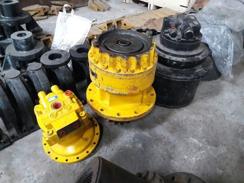 Swing Motors & Drives - JCB JS-205 Excavator Swing Device
