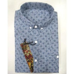 Mens Cotton Check Shirts