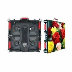 Indoor P3.91 Large Stage LED Display Screen For Concert