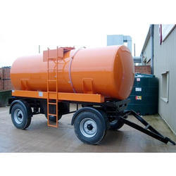 Movable Fuel Tanker