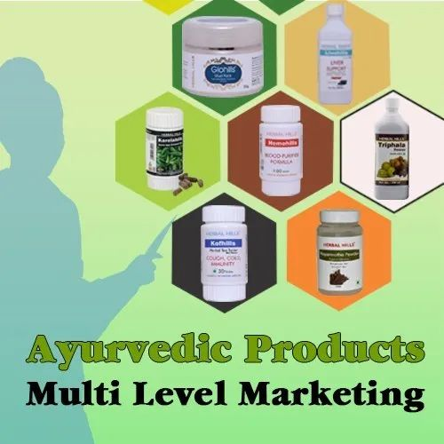 Multi Level Marketing - Herbal Ayurvedic Products