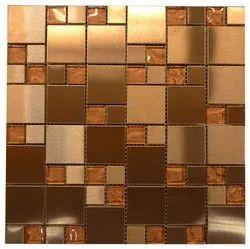 Hemalatha Enterprises White Ceramic Modular Wall Tile
