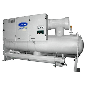 Carrier AquaEdge Water Cooled Chiller