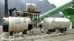 Hot Water Mixing Tanks