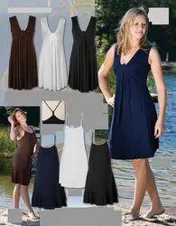 plain hosiery Evening Wear, Age Group: 17-25