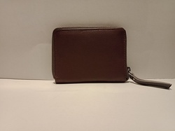 Mon Exports Wood Brown Ladies Hand Purse
