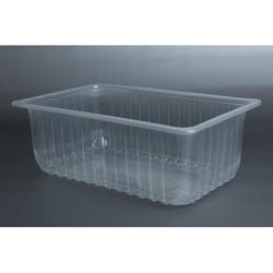 1 kg Plastic Disposable Container