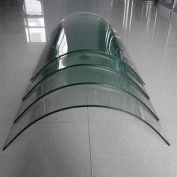 Bend Toughened Glass