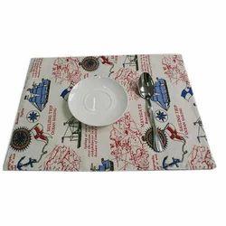 Table Printed Mat