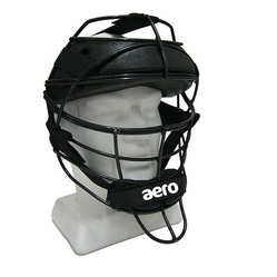 High Density 3D Moulded Padding And Titanium Aero Face Protector