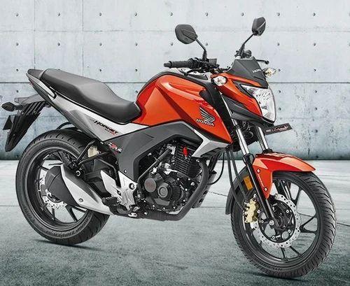 Honda Cb Hornet 160r Motorcycle Krishna Honda Korba Id 14237749055