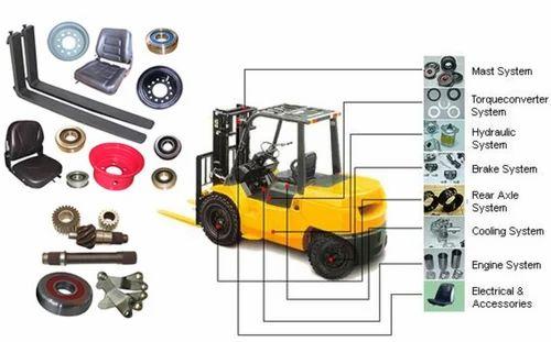 Forklift Spares Parts - Forklift Spare Parts Manufacturer