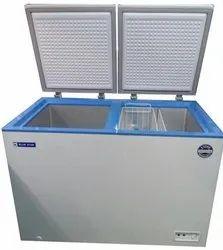 White Blue Star Deep Freezer 300 Liter