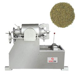 Bajra Puffing Machine