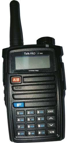 License Free Walkie Talkie Radio