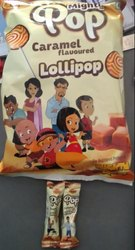 Caramel Flavoured Lollipop