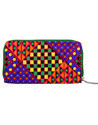 Self Weaved Brocade Ladies Mobile Clutch Bag