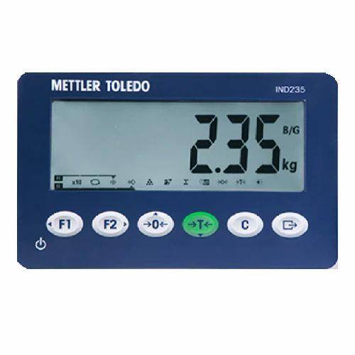 Dosing Control Weighing Indicator - IND235 Metter Toledo