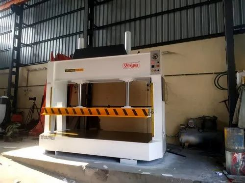 50 Ton Hydraulic Cold Press for Plywood Pressing