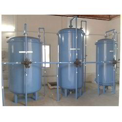 Borewell Water Treatment Plant, for Industrial