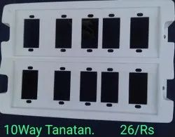 10 Way TANATAN Multipurpose Gang Box Board