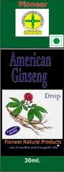 American Ginseng Drop 30 ml