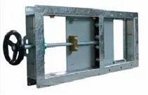 Manual Control Gates
