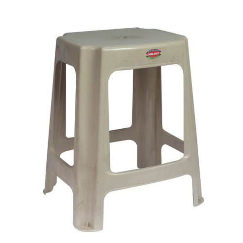 Melody Fancy Plastic Stool Height 21 Inch Rs 210 Piece Id