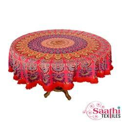 Round Table Covers, Size: 165 Cm