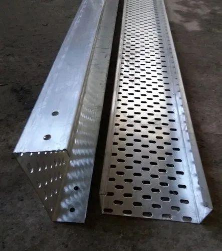 Aluminium Cable Trays