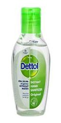 Dettol Pure Instant Protect Hand Sanitizer 50 ML