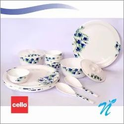 Artista Dinner Set 18 Pcs-Blue Bells