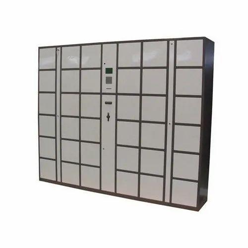 Automatic Factory Staff Locker