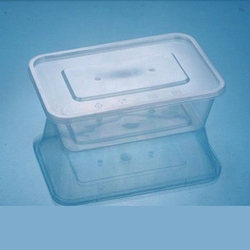 650ml Rectangular Food Container
