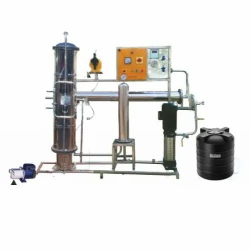 Mineral Water Plant Indian Ion Indian Ion Exchange & Chemicals Ltd