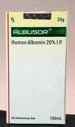 Albusor 20% Injection