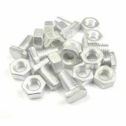 alloy pipe Aluminum Nut Bolt