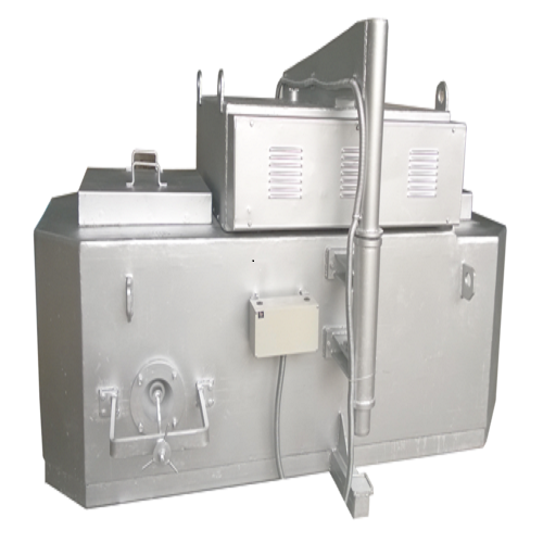 Electrical melting cum holding furnace