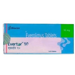 Evertor 10mg Tablets