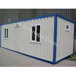 Construction Steel Portable Cabin